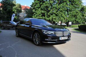 BMW seria 7 Pentru nunta ta de vis