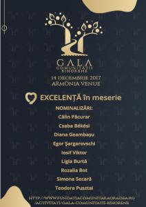 excelență în meserie - strongest in Romania